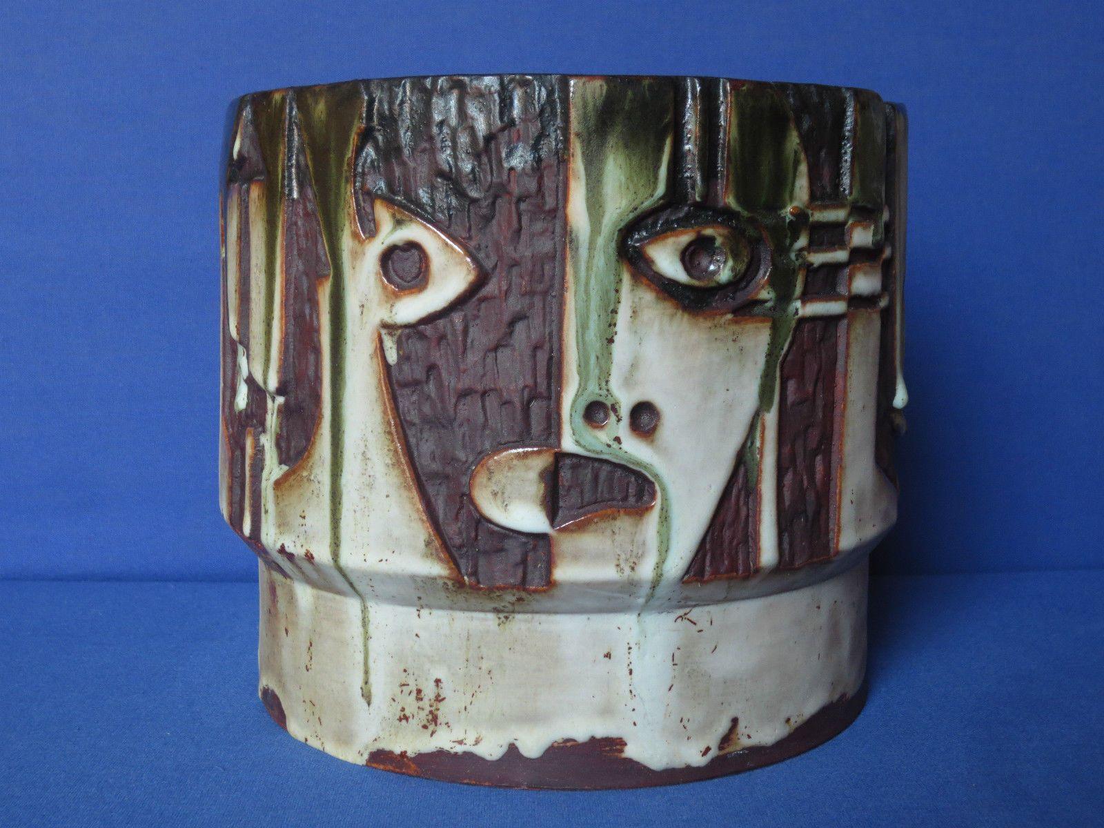 / Gesichter in Antiquitäten & Kunst, Porzellan & Keramik, Keramik | eBay