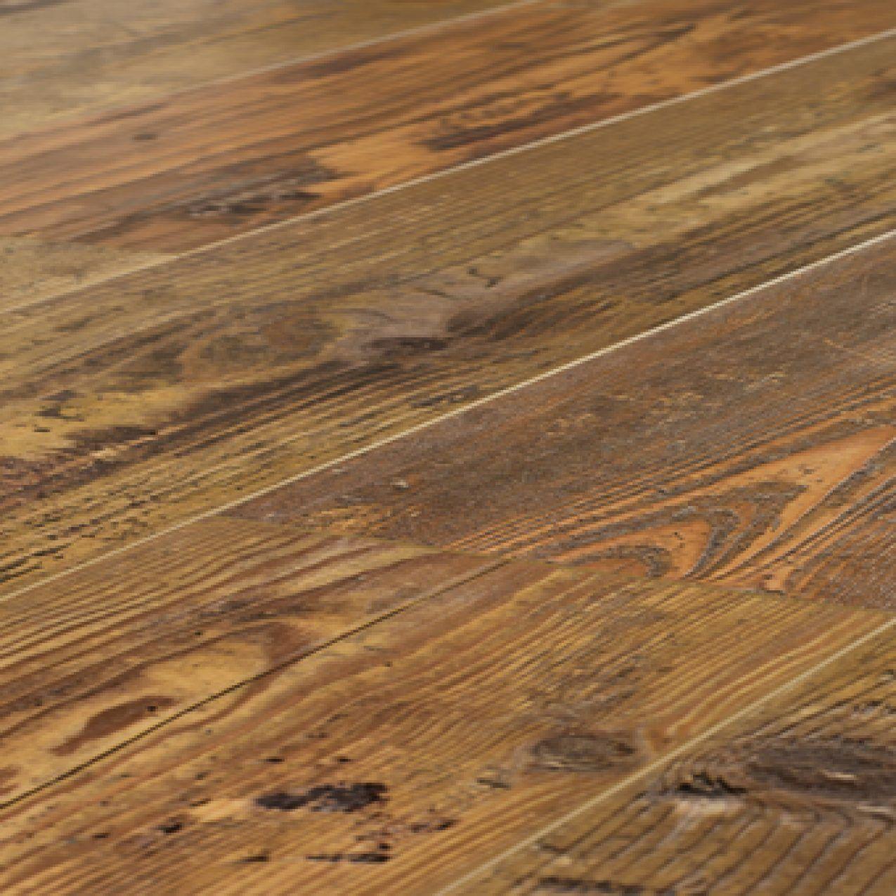 Evoke Ruth Heritage Pine Laminate Flooring  Basement