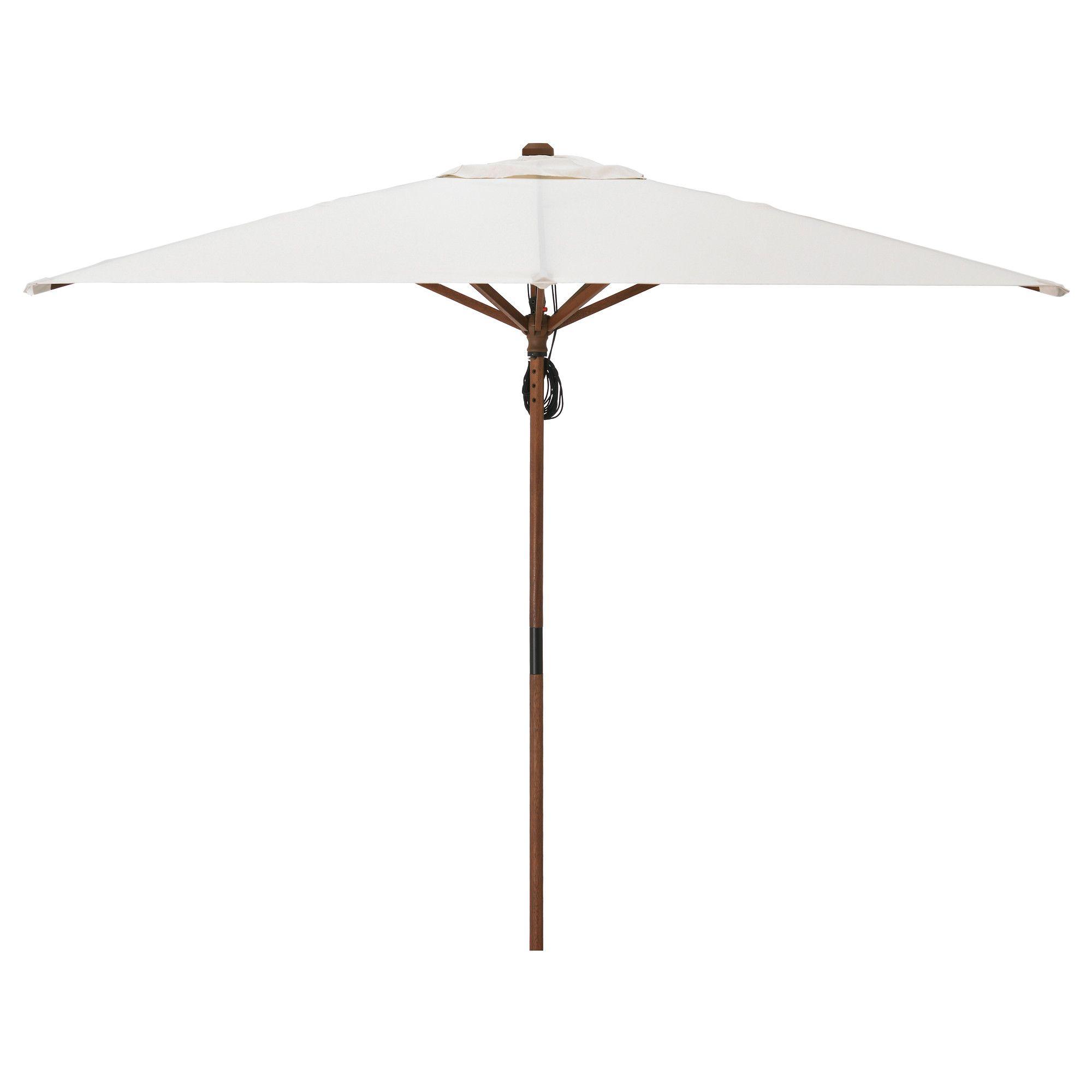 $99.00 LÅNGHOLMEN Umbrella   IKEA Dimensions: 118 1/8x98 ...