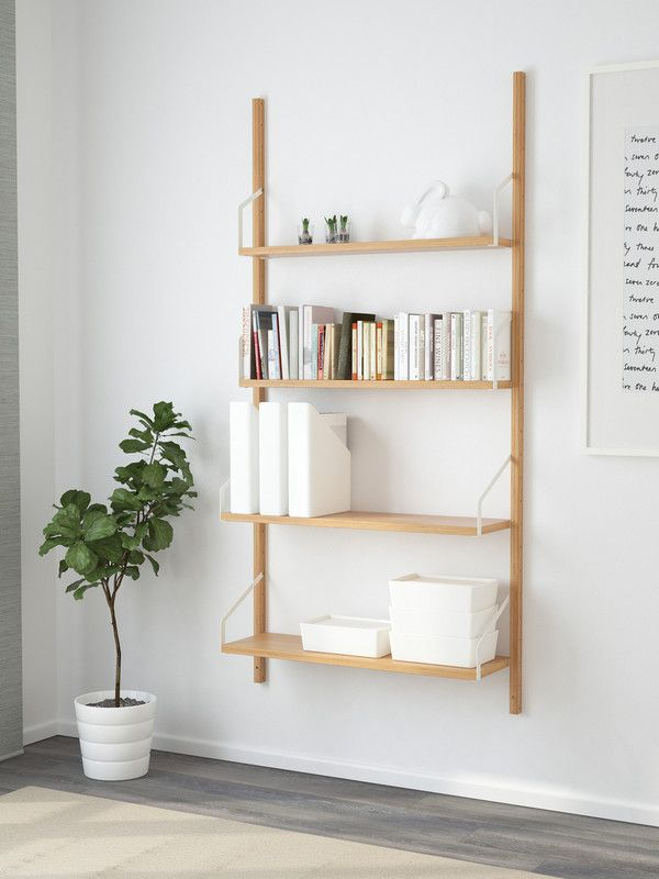 The Best Ikea Items, According To Domino Editors | Wall Mounted Shelves,  Mounted Shelves And Editor