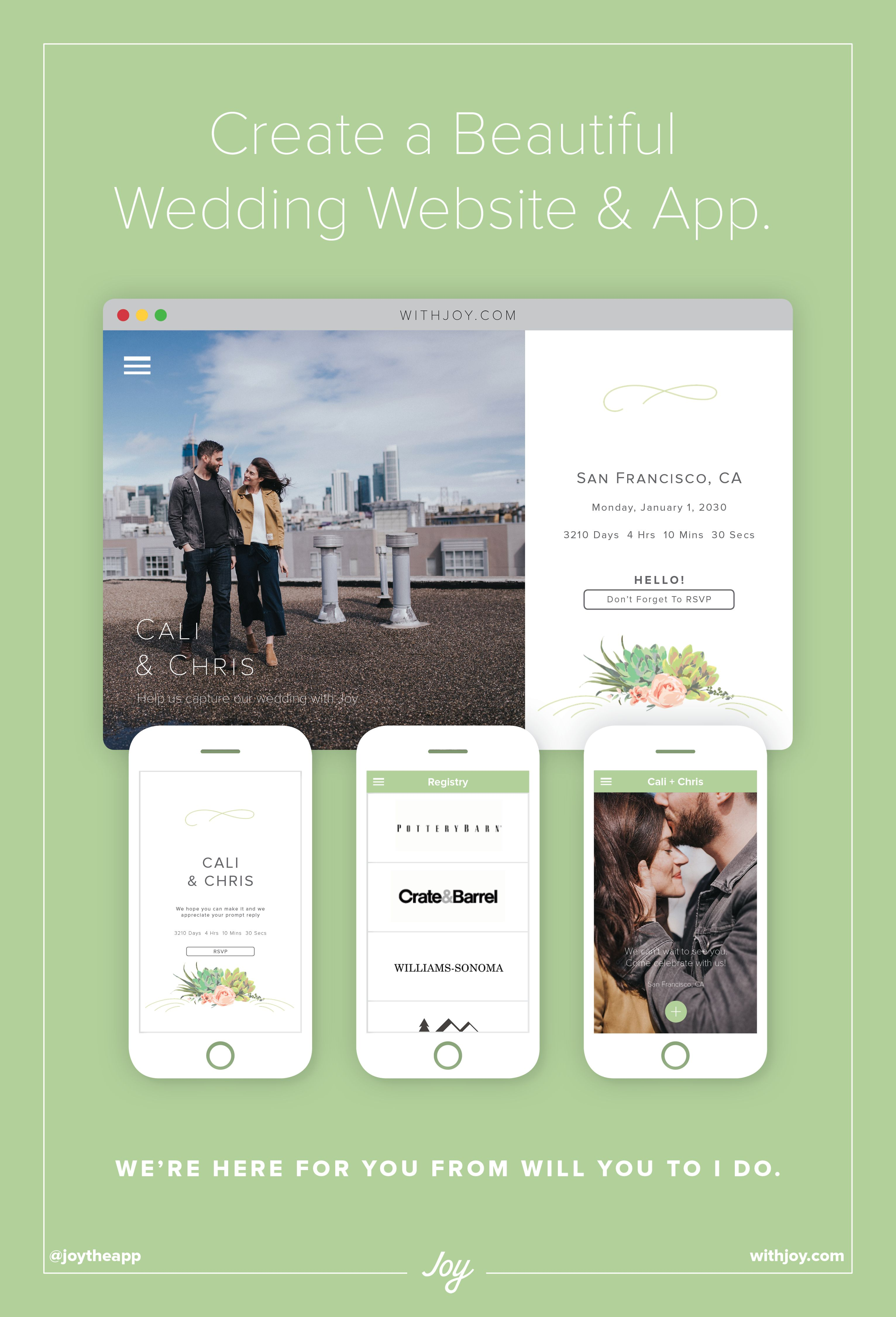Pin On Wedding Websites App