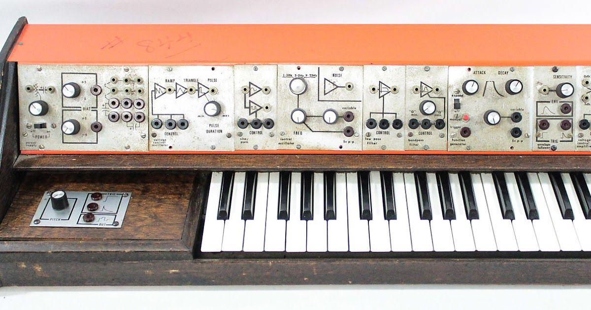 Matrixsynth paia 4700 series modular synthesizer