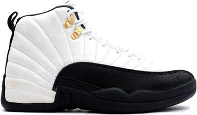 best loved e679f 27160 Release Date: 1997 Model: Air Jordan 12 Color: Taxis White ...