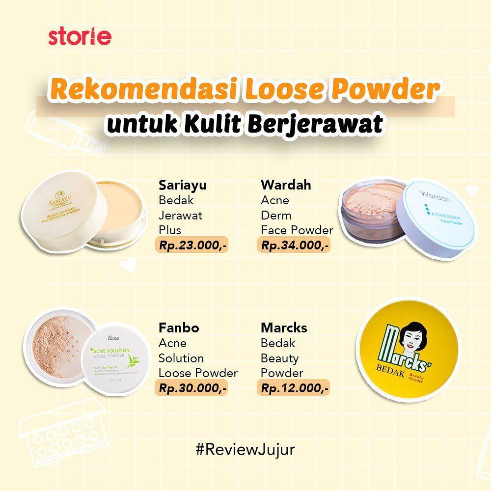 Rekomendasi Bb Cream Untuk Kulit Berjerawat