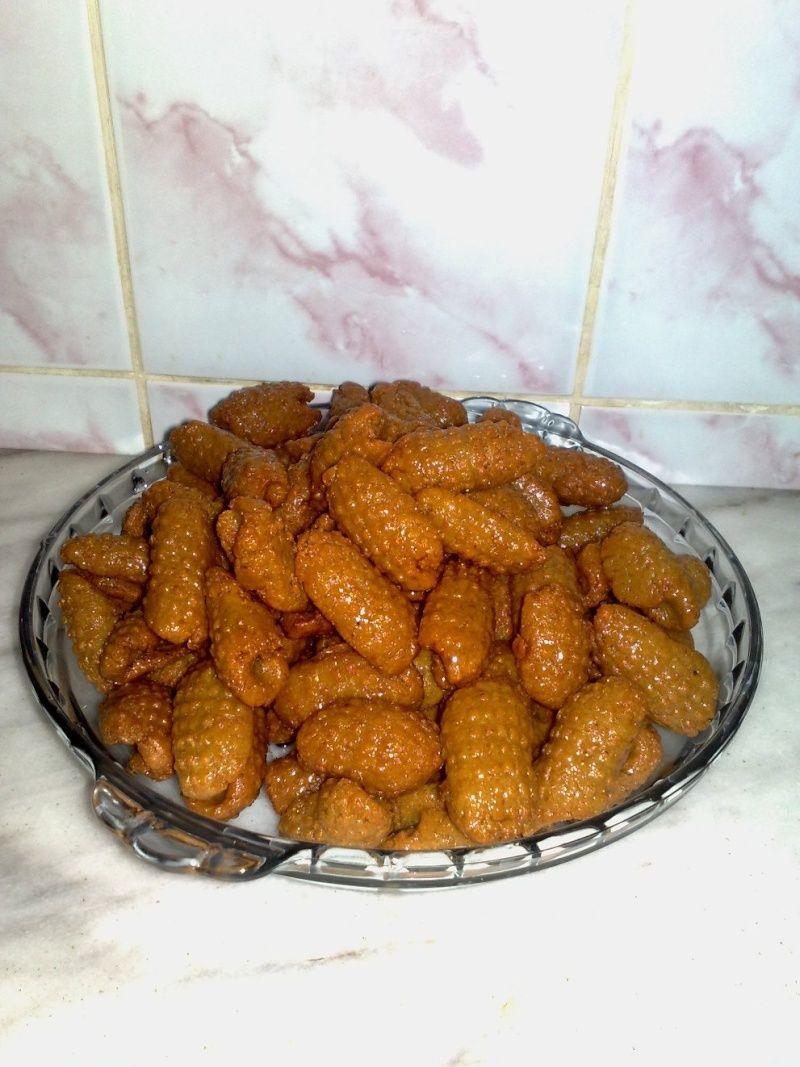 معكرون اصابع زينب Middle Eastern Food Desserts Lebanese Desserts Egyptian Desserts