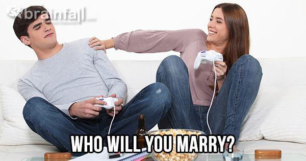 Who Will You Marry? | Best friend quiz, Guy best friend