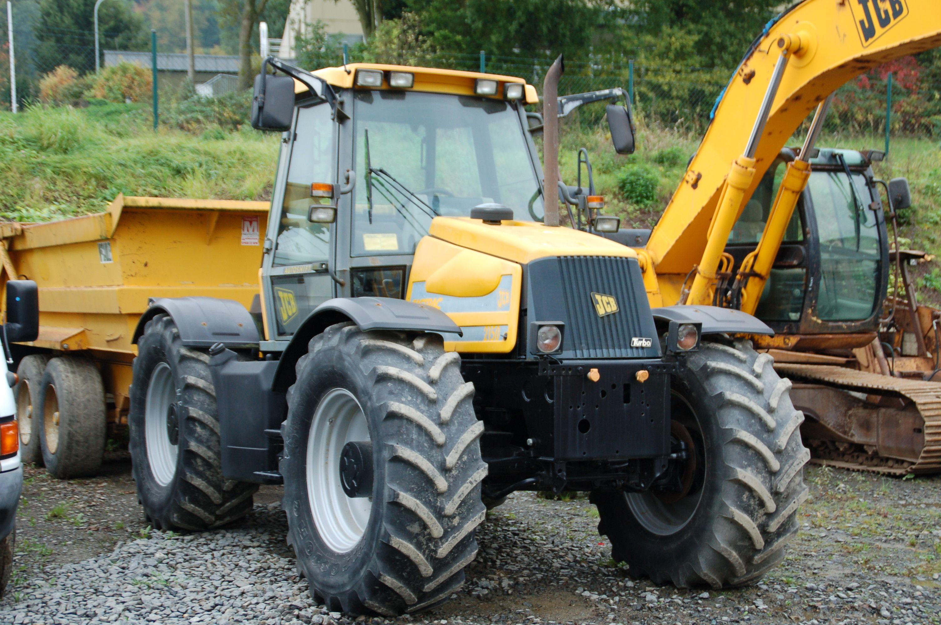 jcb fastrac 2150 traktor unter. Black Bedroom Furniture Sets. Home Design Ideas
