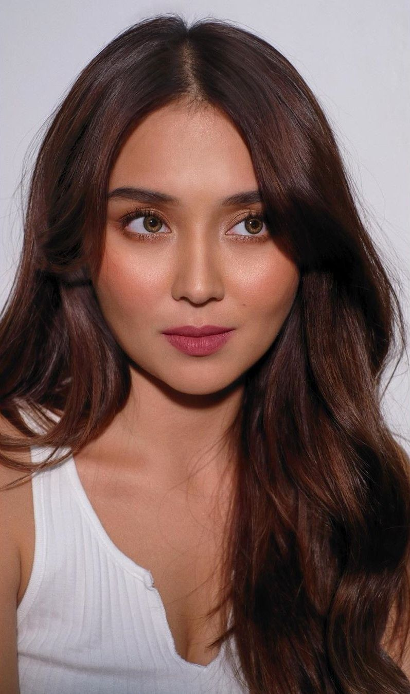 Kathryn Bernardo July 2019 Kathrynbernardo Danielpadilla Kathniel Ccto Kathryn Bernardo Hairstyle Hair Color For Morena Hair Color For Morena Skin