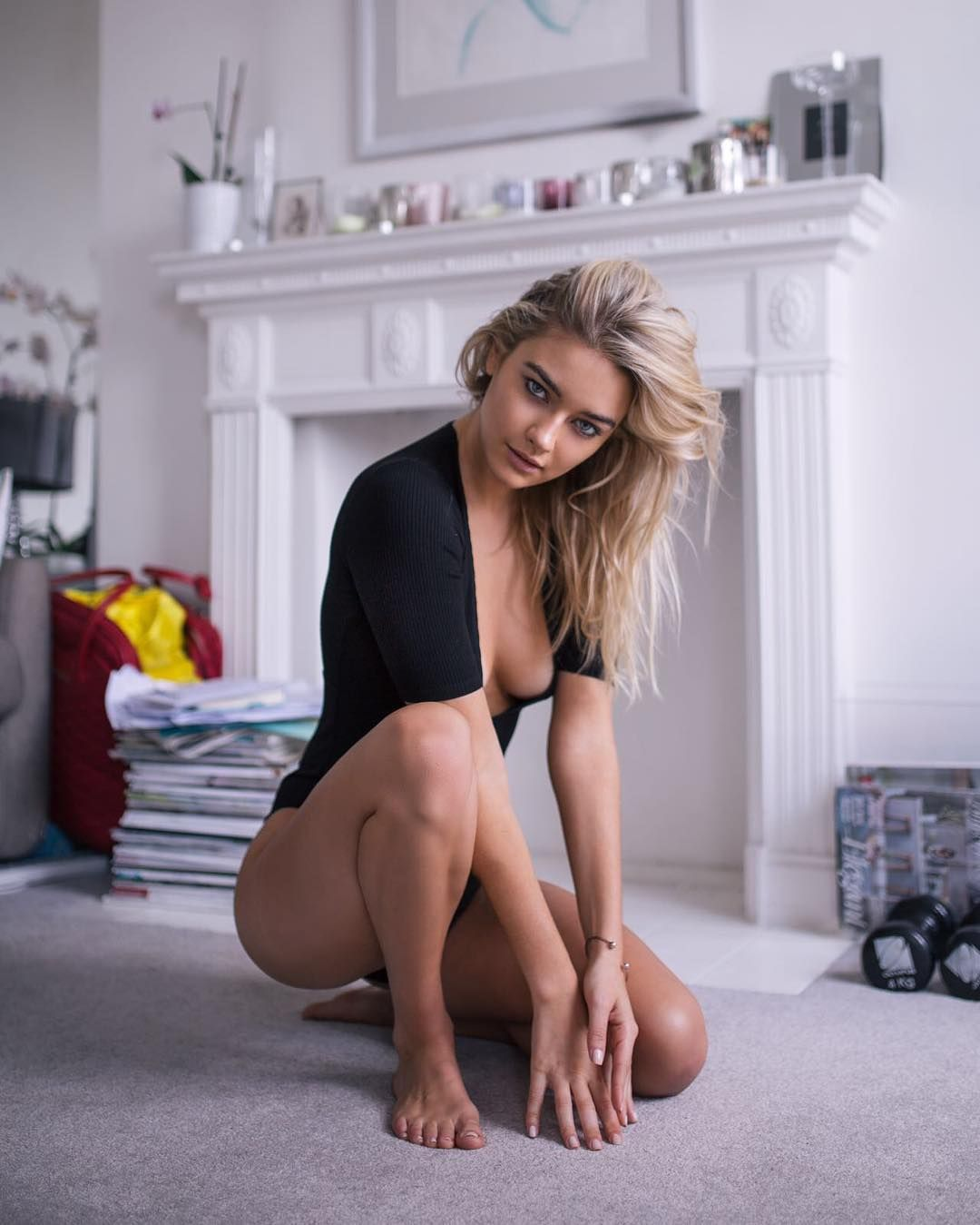Topless Video Tess Jantschek naked photo 2017
