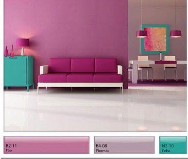 De esos colores quiero mi recamara. | Remodelación. | Pinterest ...