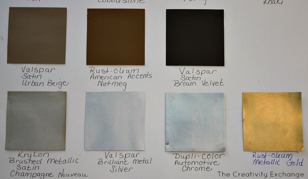 20 favorite spray paint colors friday favorites with