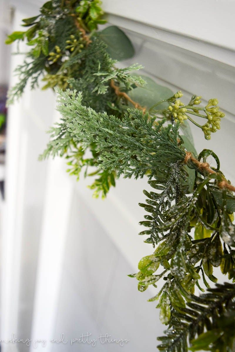 How to make a garland