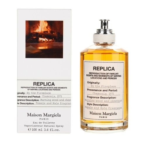 Eau De Toilette By The Fireplace Maison Margiela Colette