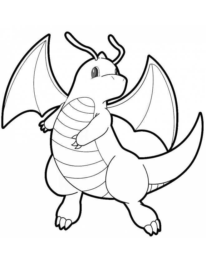 Pokemon Dragonite Coloring Pages Coloring Pages Pokemon Coloring Pages Pokemon Gyarados