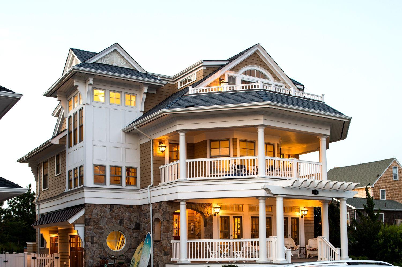 Exterior Custom Home
