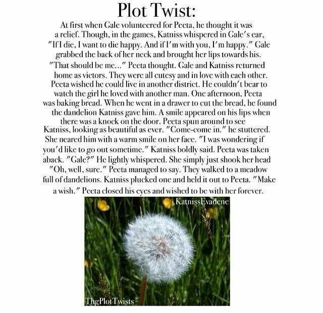 The Hunger Games plot twist
