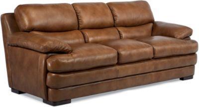 Flexsteel Dylan 100 Leather Sofa Best Leather Sofa Sofa Price Sofa Deals