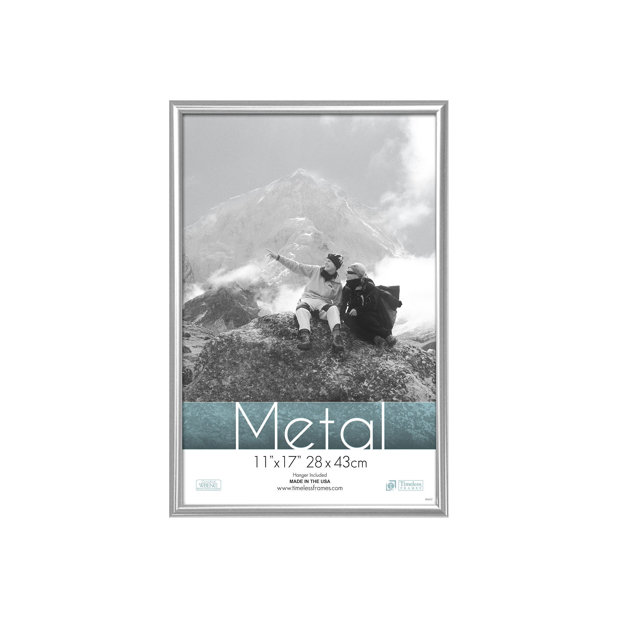 Timeless Frames 11\'\' x 17\'\' Frame, Silver   Products