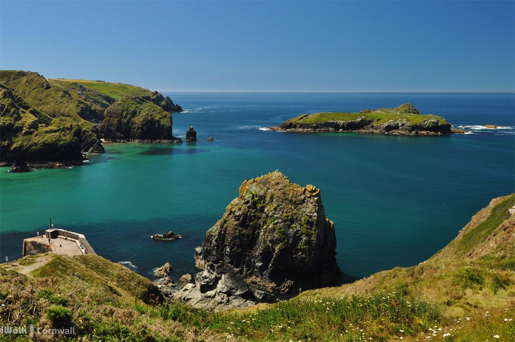 Islands At Mullion Cove, Cornwall