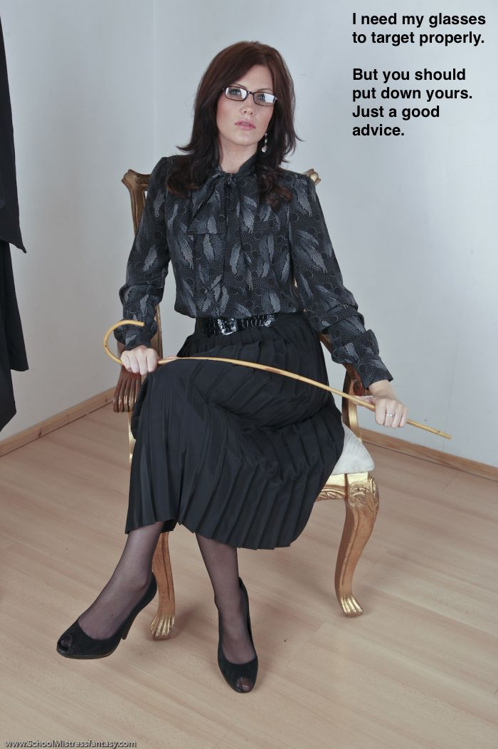 Shes the boss femdom spanking video-1752