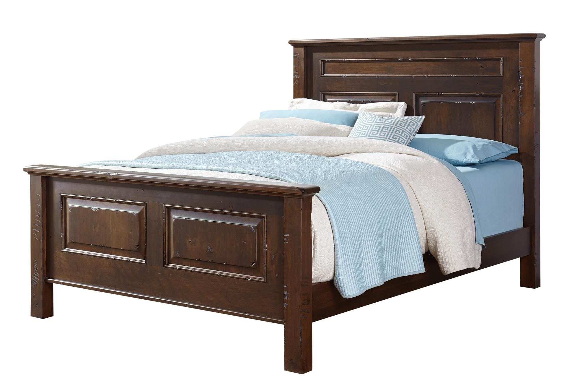 Amish Brisbane Panel Bed Amish Furniture Furniture Cheap Furniture Stores