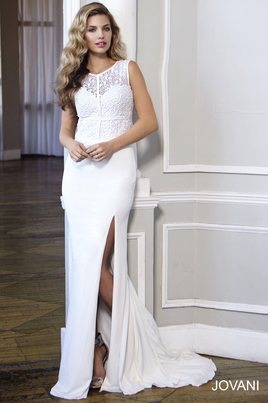 Jovani Bridal JB25008 http://www.jovani.com/wedding-dresses/jb25008