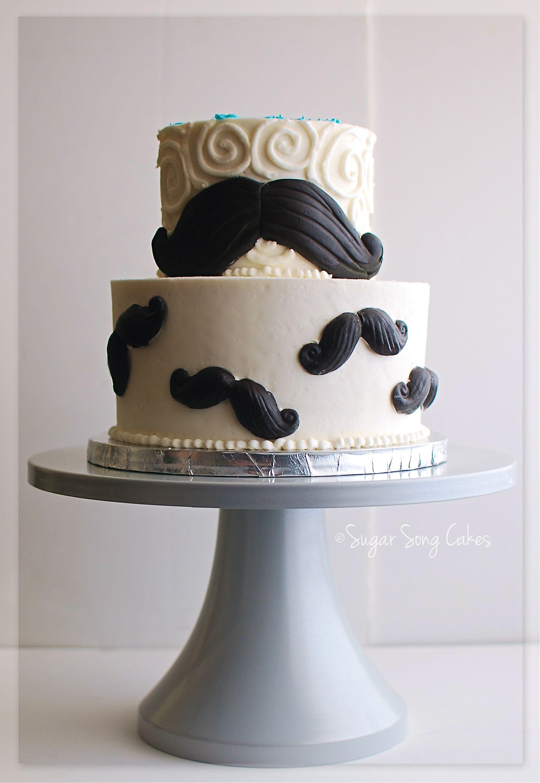 Admirable Mustache Birthday Cake Mustache Birthday Cakes Mustache Funny Birthday Cards Online Necthendildamsfinfo