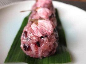 ひとくち桜餅♪