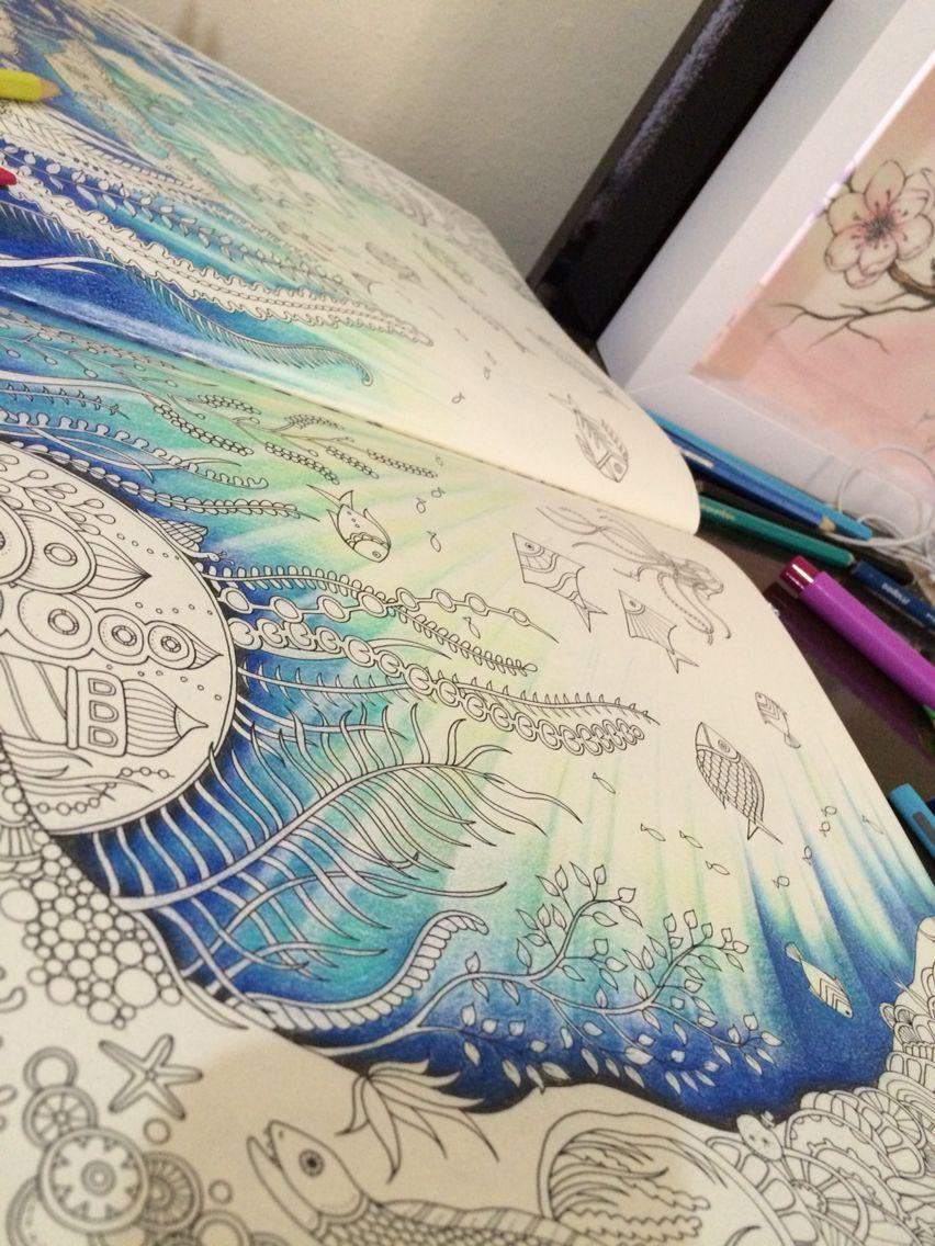 Oceano perdido Lost ocean   Color Inspirations   Pinterest   Océano ...