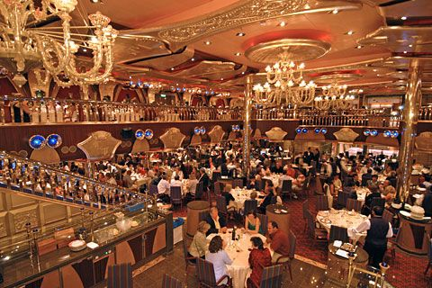 Dining Room Carnival Liberty Cruise Carnival Cruise Carnival Liberty