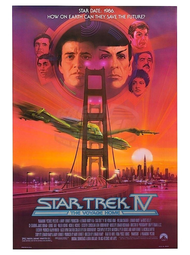 Top Five Star Trek Movie Denouements Star trek movies