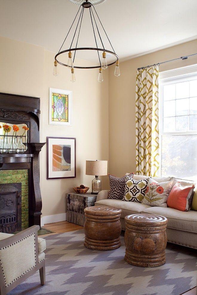 Casa con estilo ecléctico - Decorar Mi Casa ambientes Pinterest