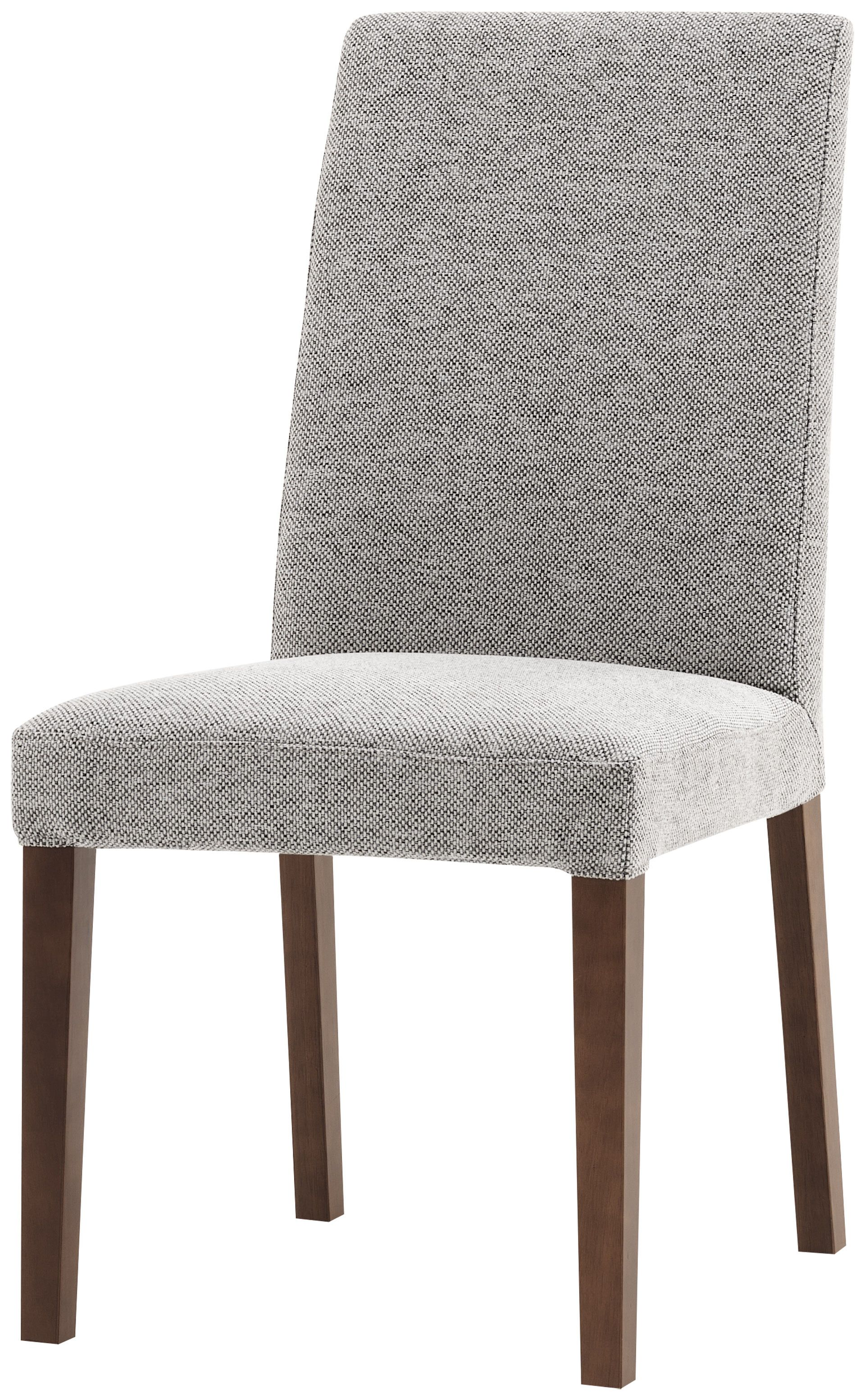 Black fabric dining chairs - New Genova Chair Available In All Fabrics And Leathers As Shown Light Gray Mojave Fabric Walnut Veneer Chairs Also Available In Black Oak