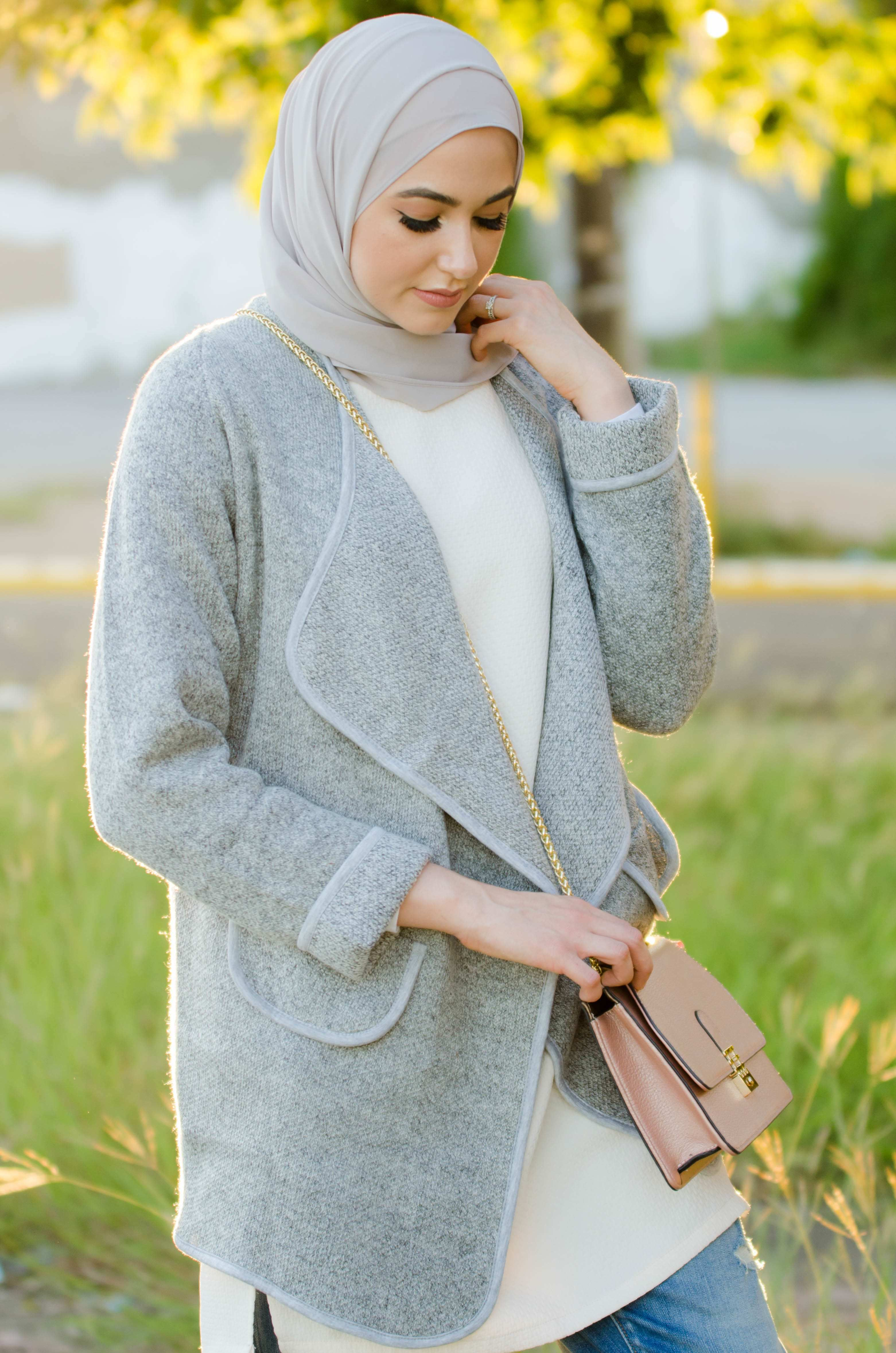 Fall Winter Hijabi In 2019 Pinterest Hijab Fashion Fashion