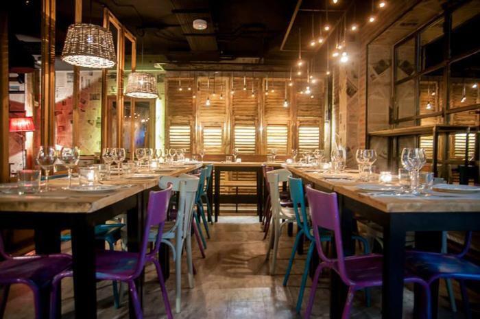 Saporem Restaurantes Terrazas En 2019 Restaurantes