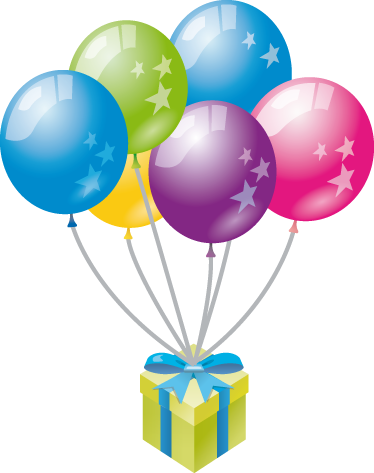 Cumpleanos Happy Birthday Hearts Birthday Balloons Clipart Happy Birthday Balloons