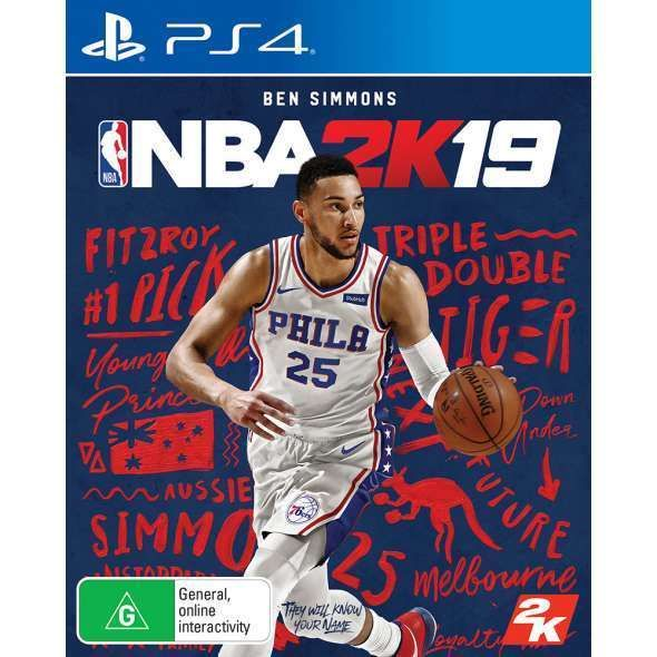 53af4d89f NBA 2K19 (PS4