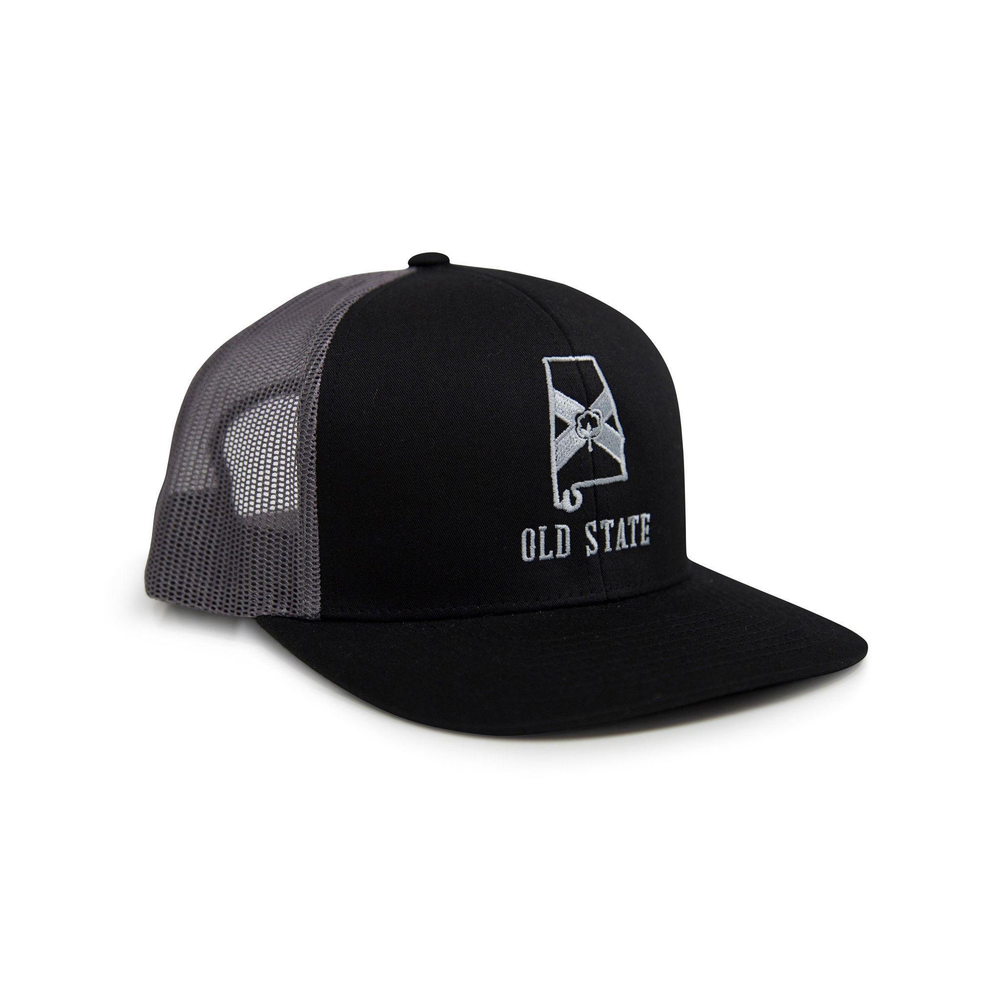Alabama - AL State Logo Trucker Hat 3ff8bfbbd1e1