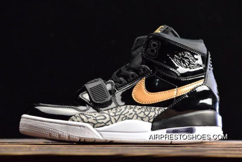 Nike Air Jordan Legacy 312 Black Gold Patent New Style Price 98 45 Shop Nike Air Presto Shoes Air Jordans Nike Air Presto Shoes Air Jordans Retro