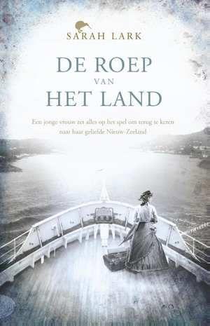 De Roep Van Het Land - Deel 3-Sarah Lark-boek cover voorzijde