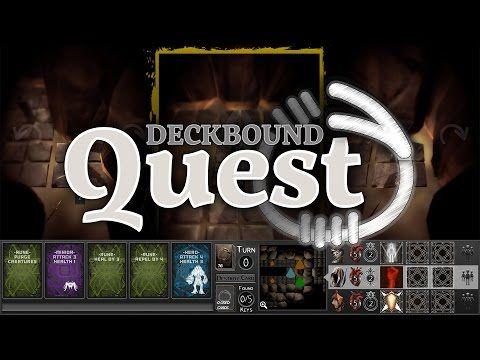 E3 2016 - Deckbound, a Very Different Digital Card Game - TechRaptor