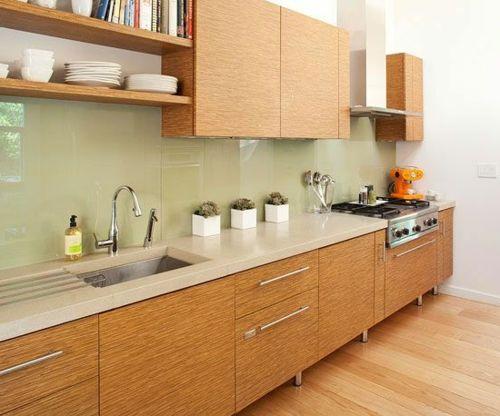 Tolle Wohnideen 30 tolle wohnideen für küche glasrückwand cozinhas