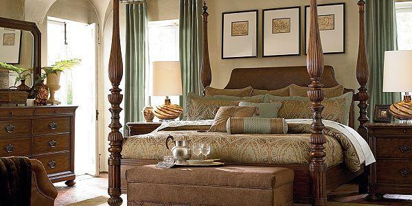 Ernest Hemingway Bedroom Furniture By Thomasville Furniture For The Home Bedroom Set Designs Bedroom Sets Bedroom Furniture