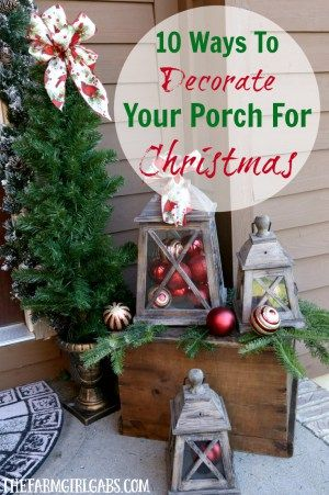 It\u0027s time to deck the halls for Christmas! Here are 10 Ways To - decorative christmas trees