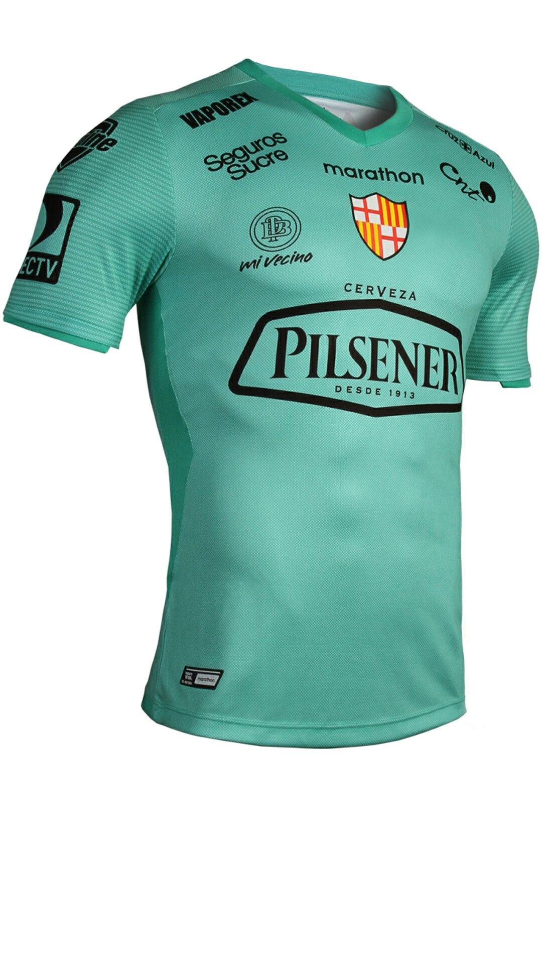 Camiseta Alterna de Barcelona Sporting Club 2018 x Marathon ... 33619753fbe