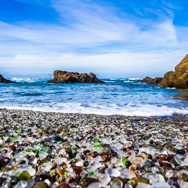 Visiting California's Glass Beach: 10 Things To Know - TravelAwaits