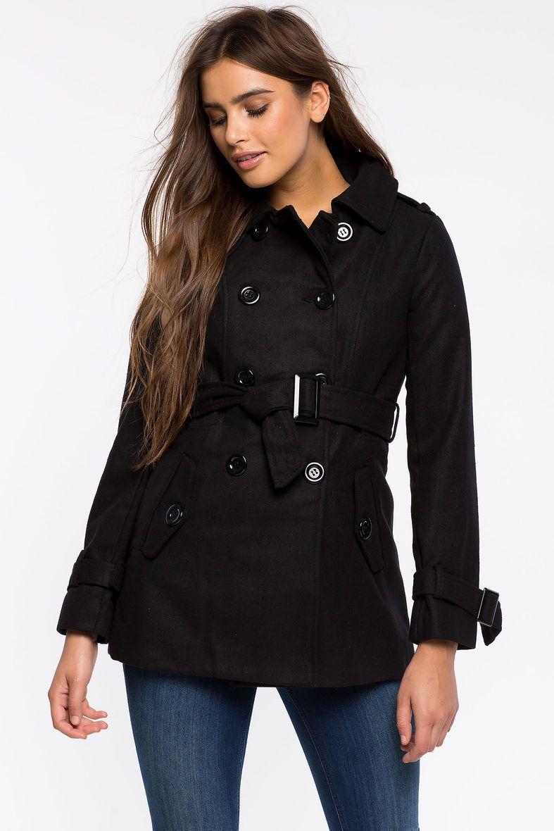 Пальто Размеры: S, M, L Цвет: черный, угольный, темно-синий Цена: 1693 руб.     #одежда #женщинам #пальто #коопт