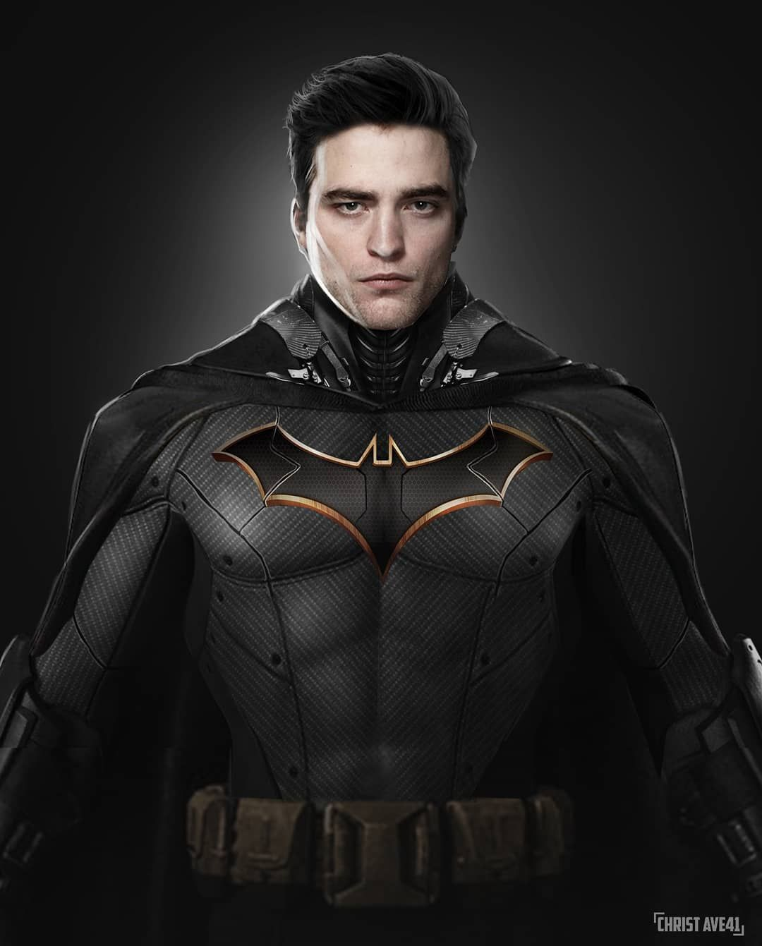 The full preview of the batsuit from my previous poster of ...