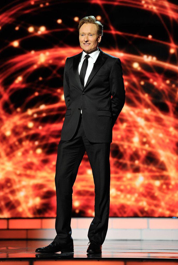 Conan O'Brien Photos - Stars at the Breakthrough Prizes Ceremony - Zimbio