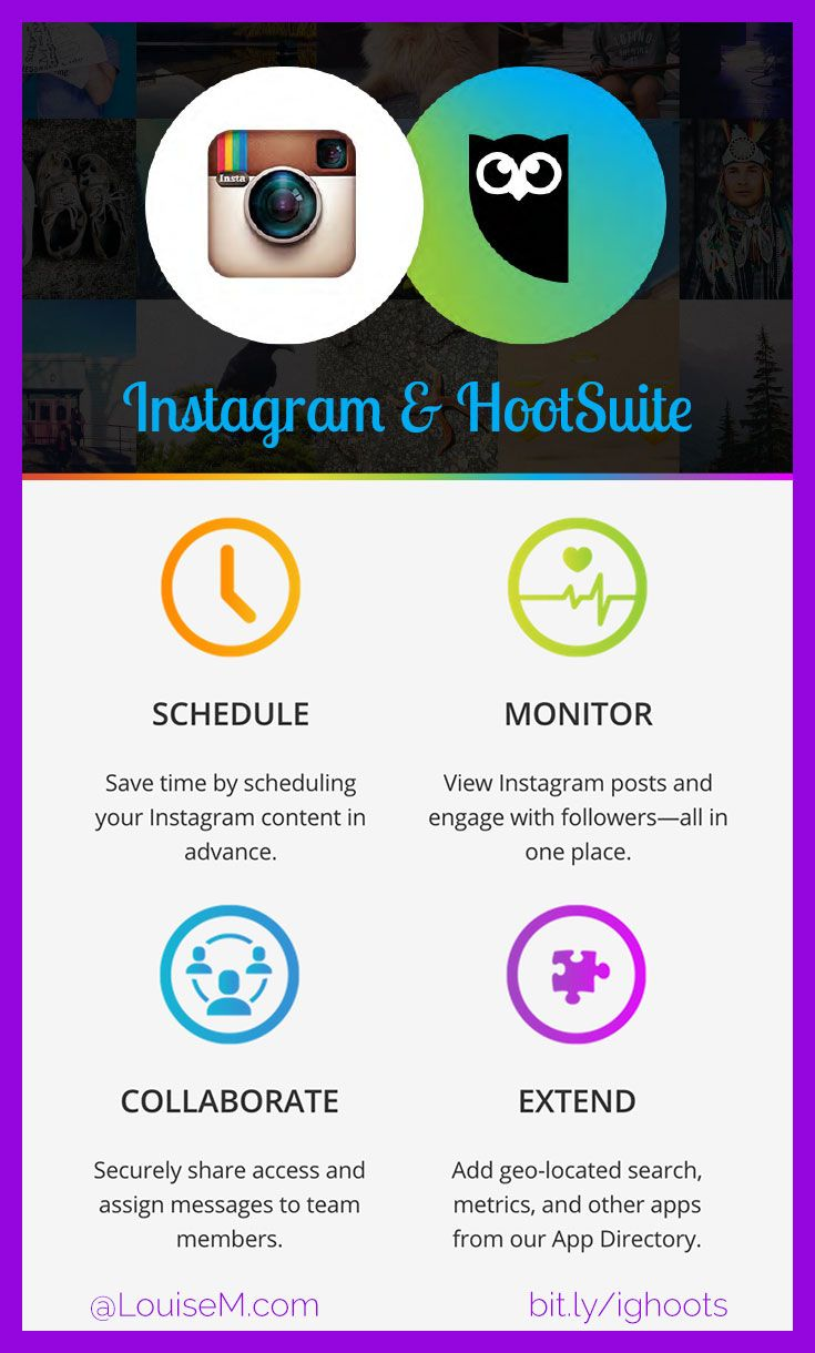 Now schedule instagram posts with hootsuite sorta pinterest want to schedule instagram posts via hootsuite now you can theres a trick though ccuart Gallery